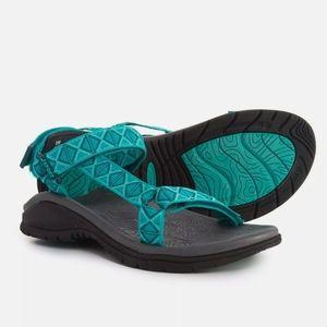 Jambu Jsport Navaho Teal Sandal